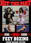 Erika VS Kianna Foxy Boxing Boxcover