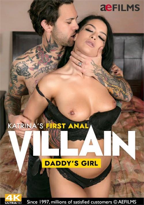 Villain: Daddy's Girl Boxcover