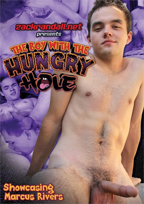 Boy with the Hungry Hole, The Boxcover