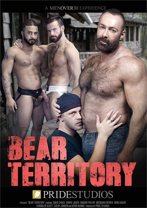 Bear Territory Boxcover