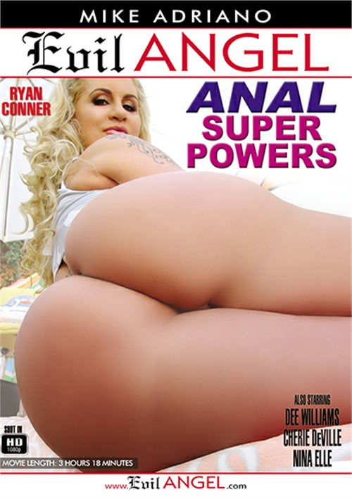 Anal Super Powers
