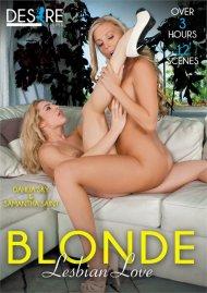 Blonde Lesbian Love