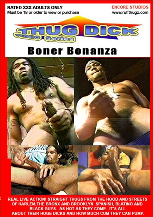 Boner Bonanza Boxcover