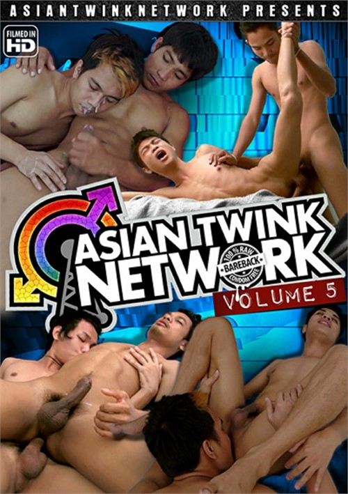Asian Twink Network Vol. 5 Boxcover