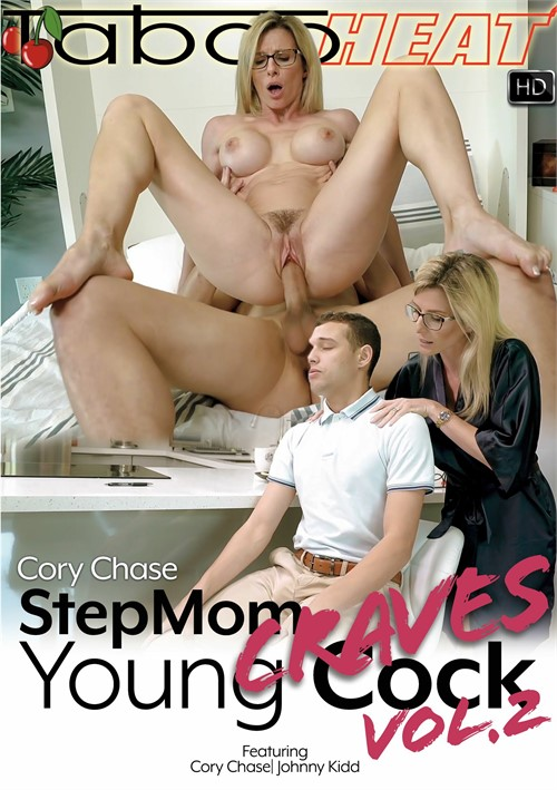 Cory Chase in Stepmom Craves Young Cock Vol. 2