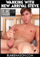 Wanking with New Arrival Steve Boxcover