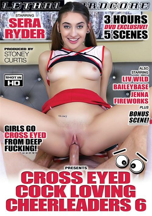 Cross Eyed Cock Loving Cheerleaders 6