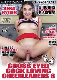 Cross Eyed Cock Loving Cheerleaders 6 image