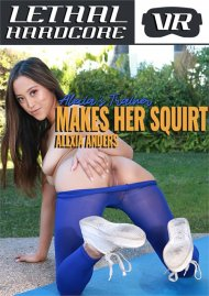 Alexia's Trainer Makes Her Squirt image