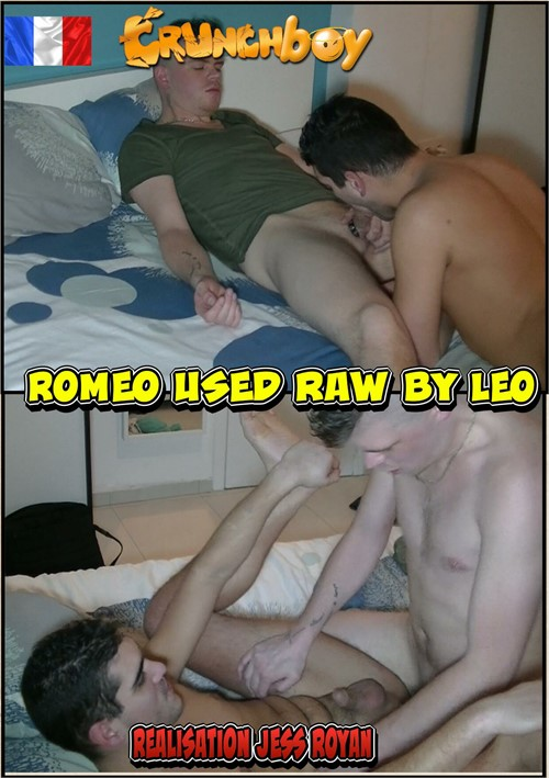 Romeo Used Raw by Leo Boxcover