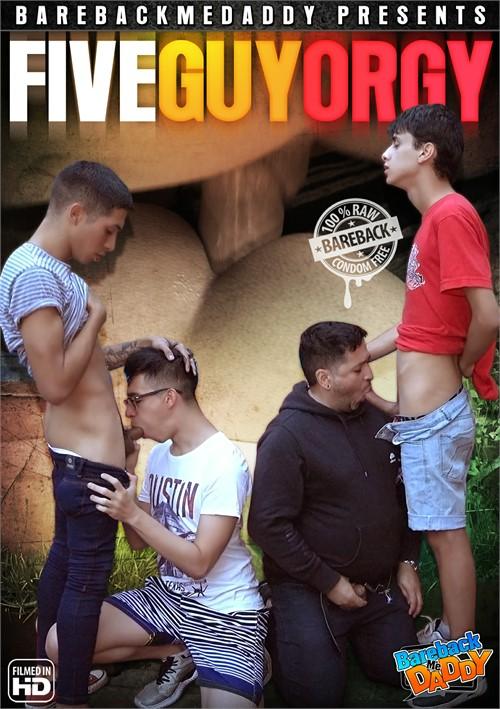 Ferdinand, Antu, Lance, Diego and Camera Boy Boxcover