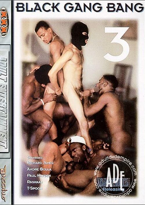 Black Gang Bang #3 Boxcover