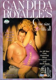 Candida Royalle's One Size Fits All image