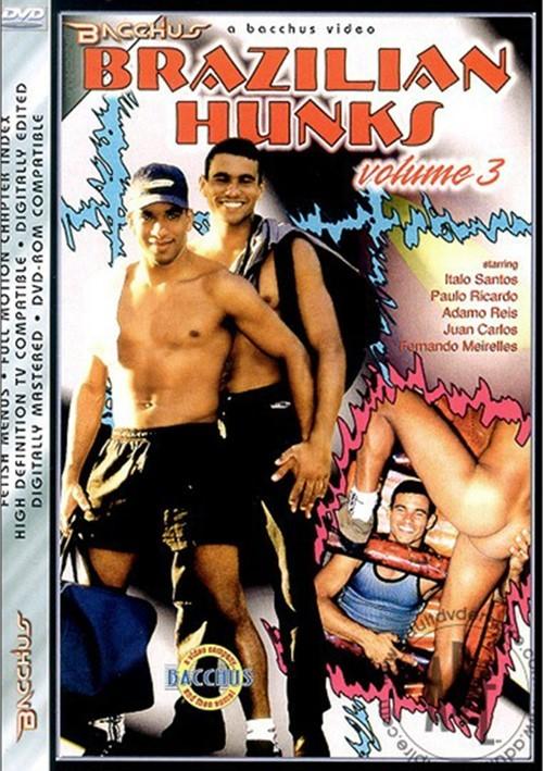Brazilian Hunks 3 Boxcover