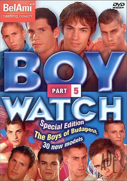 Boy Watch 5 Cover Front