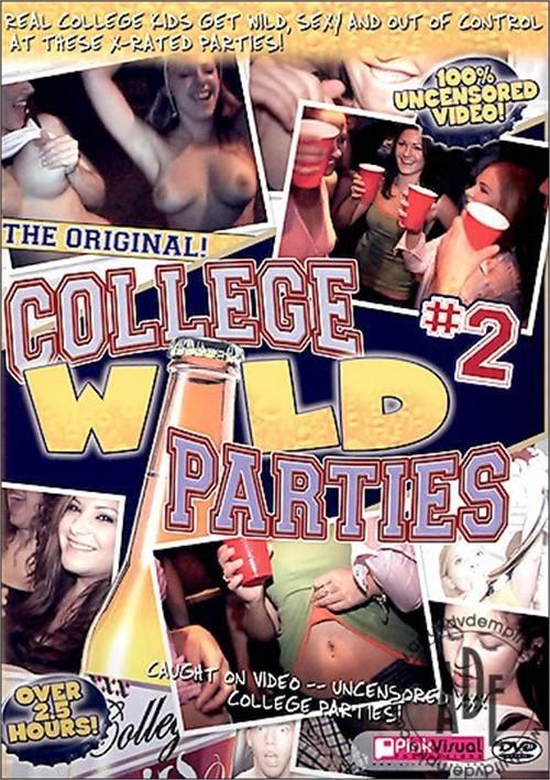 College wild porn