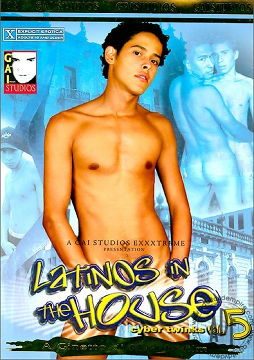 Latinos in the House 5 Boxcover