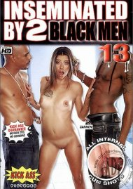 Inseminated By 2 Black Men #13