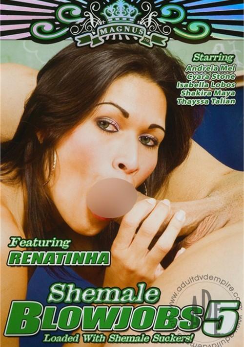 Shemale blowjob vids