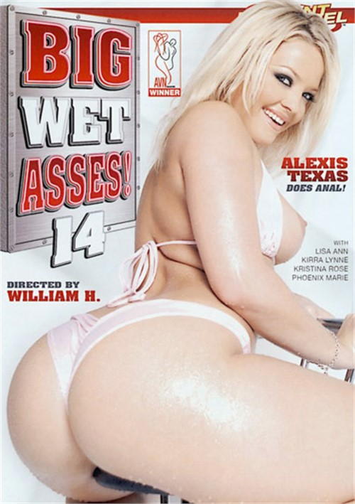 Big Wet Asses #14 Boxcover