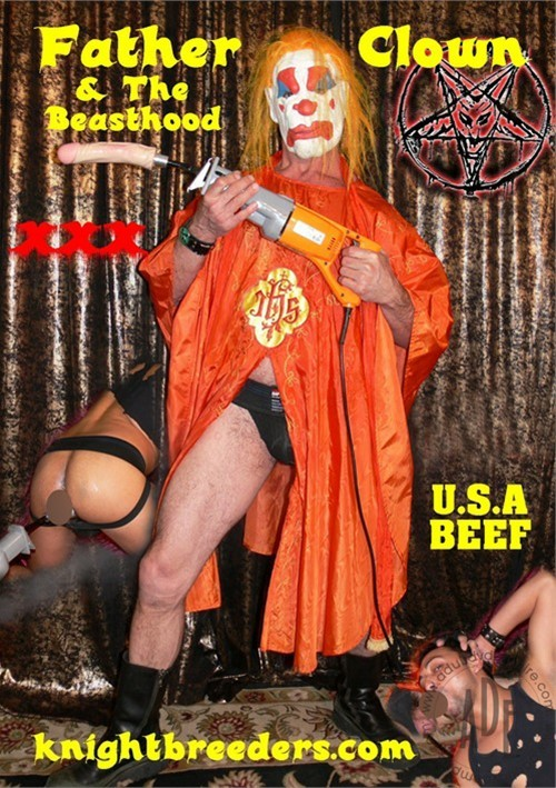 Father Clown & The Beasthood Boxcover