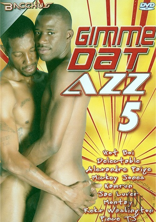 Gimme Dat Azz 5 Boxcover