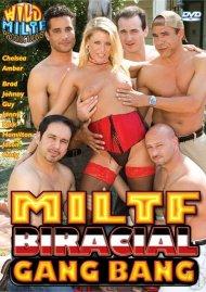 MILTF Biracial Gang Bang  image