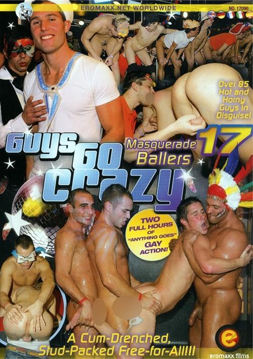 Guys Go Crazy 17 Boxcover
