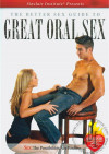 Better Sex Guide To Great Oral Sex, The Boxcover