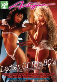Ladies Of The 80's: The Lost Footage Porn Video
