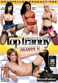 Americas Next Top Tranny: Season 9 Porn Movie