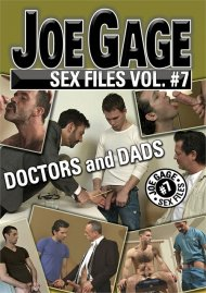 Joe Gage Sex Files Vol. 7: Doctors and Dads image
