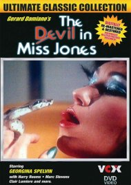 Devil in Miss Jones, The image