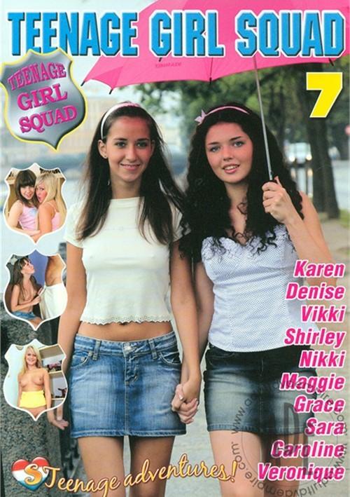 Teenage Girl Squad 7
