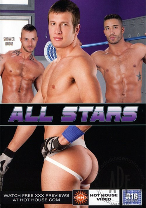 All Stars Cover Front