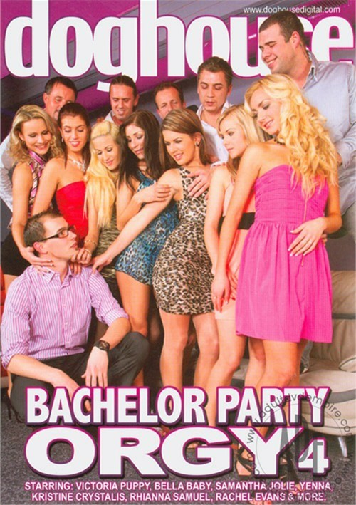 Bachelor party orgies stream