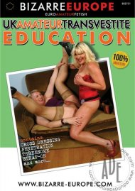 UK Amateur Transvestite Education Porn Video