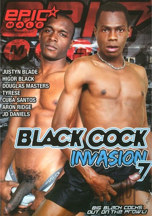 Black Cock Invasion 7 Boxcover