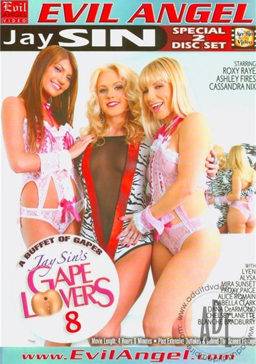 Gape Lovers 8