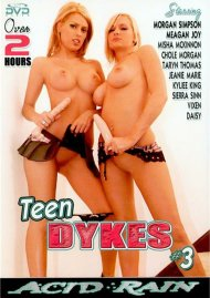Teen Dykes #3 Porn Video