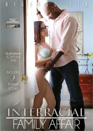 Interracial Family Affair Porn Movie
