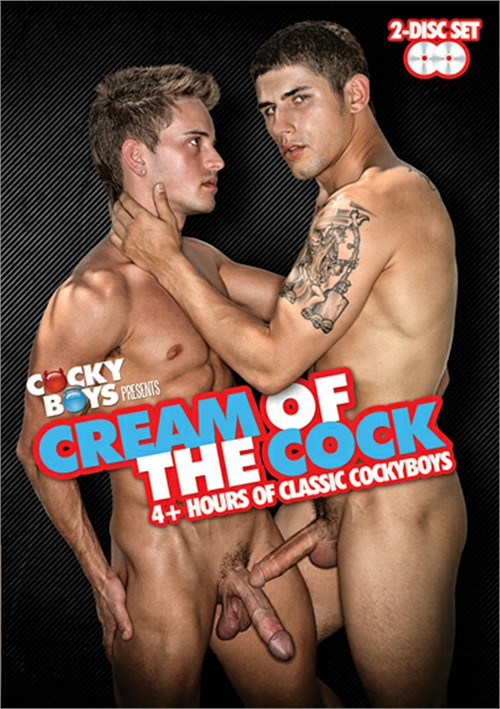 Cream of the Cock 1 Cover Front