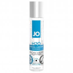 JO H20 Water Based Lubricant - Cooling 1oz Sex Toy