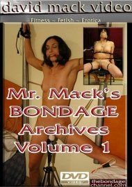 Mr. Mack's Bondage Archives Vol. 1 Porn Video