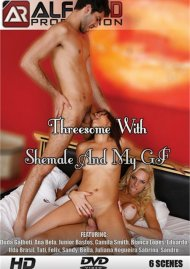 Threesome With Shemale And My GF Porn Video