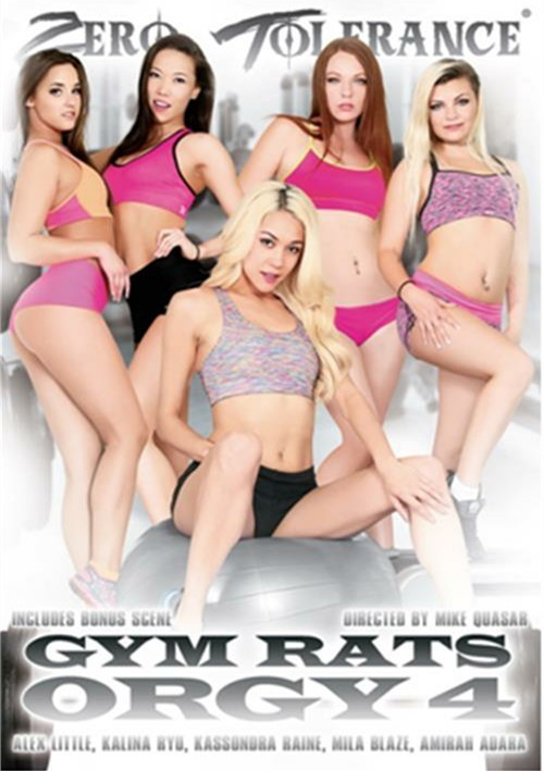 Gym Rotter orgie 4 2015 videoer On Demand Adult DVD Empire-7133