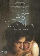 Last Summer Boxcover