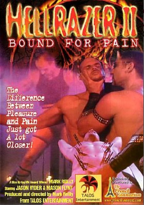 Hellrazer II: Bound For Pain Boxcover