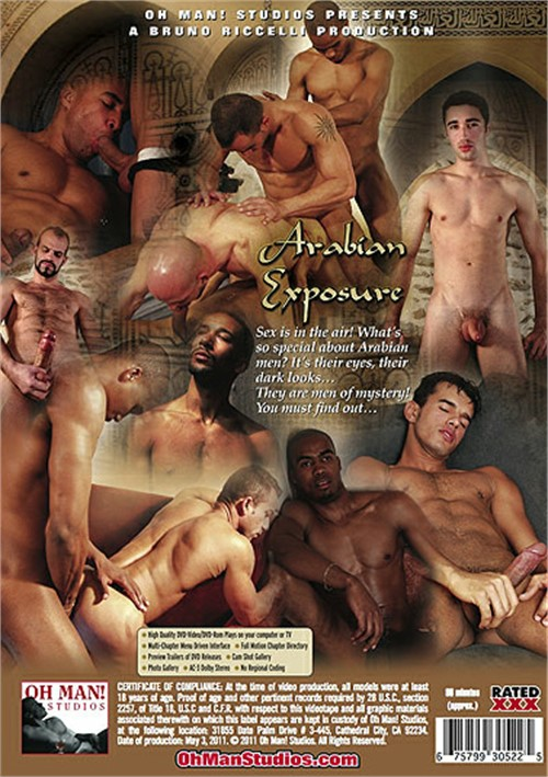 Arabian Exposure Cover Back