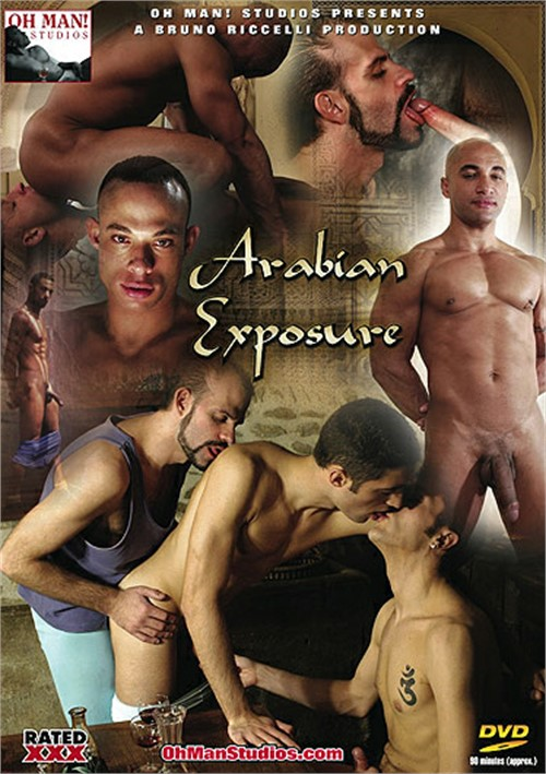 Arabian Exposure Cover Front